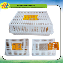 plastic chick chicken,duck,pheasants,quail pigeon broiler layer dove and small goose transport crate