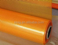 160g Coated Fiberglass Mesh Net For Construction
