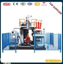 Easy to clean IBC tank blow molding machine