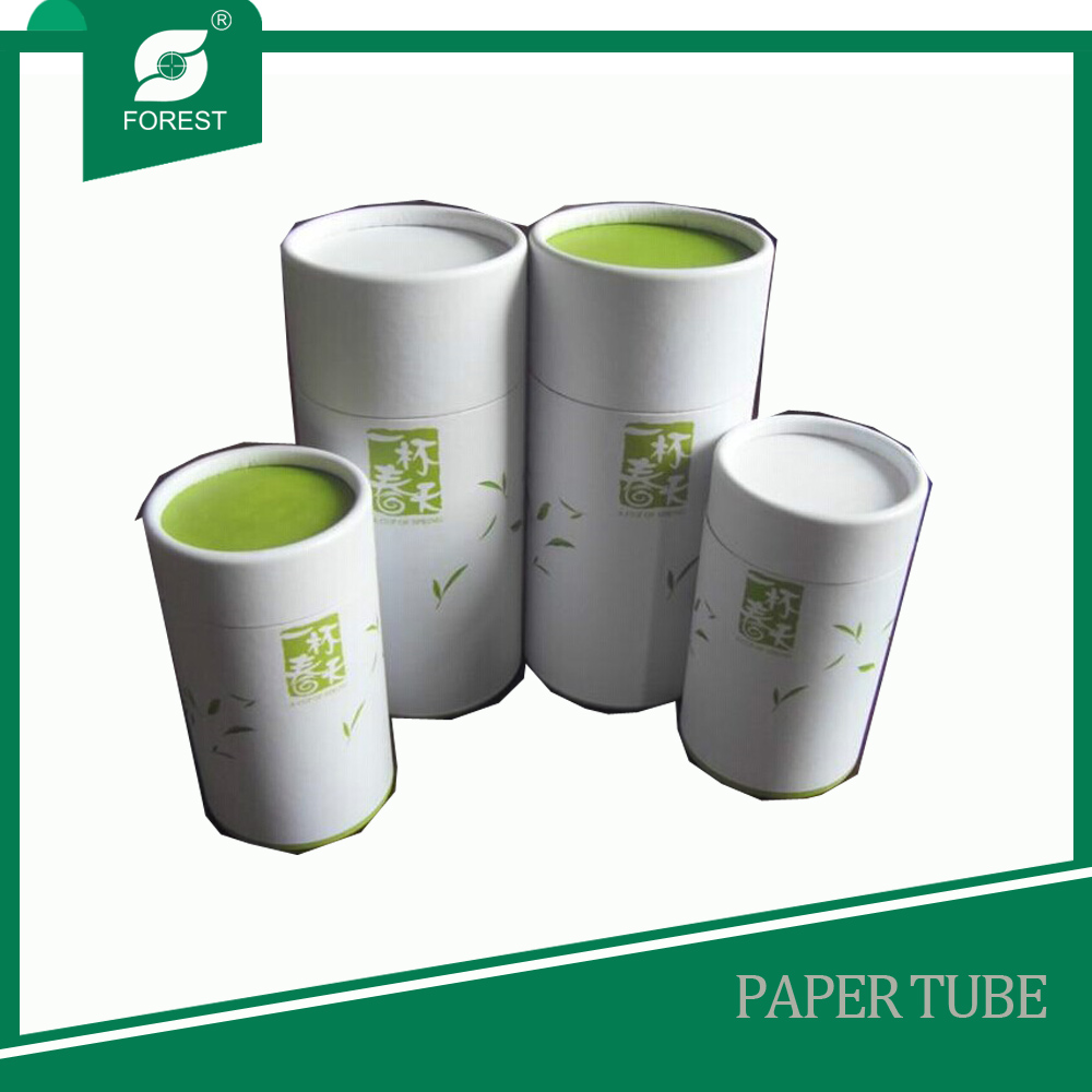 FACTORY PAPER TUBE PACKAGING FOR FOOD