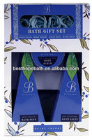 New Style Bath Gift Sets in Paper Box