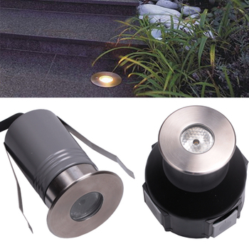 IP67 waterproof 3w in ground light 12Volt led underground buried light for stair,step,path