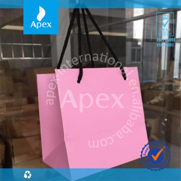 Lovely cheap personalized gift bags