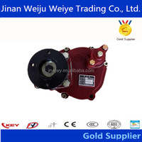China Best Price High Torque Hydraulic Gear Reducer Gearbox PTO Truck Parts QH50-12 Gear Evenly