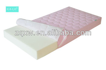 China supplier for 3D vertical polyester baby mattress