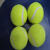 promotion colored custom bulk eco-friendly soft rubber tennis ball