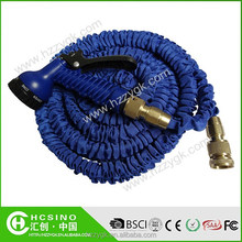 CE Cetification Brass Fitting Garden Water Expandable Hose