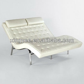 Modern indoor 2 person lounge furniture chair sofa for 2 person chaise lounge indoor