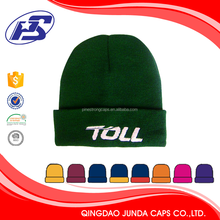 Super quality hot sell Embroidery kufi hat
