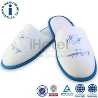 Disposable Hotel Soft Bedroom Slippers