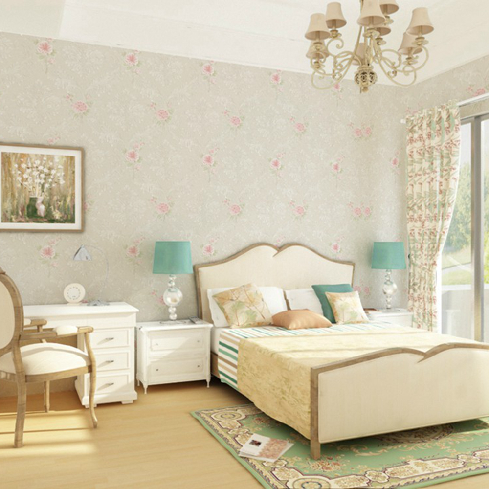 High Quality Modern room wall murals wallpaper production line