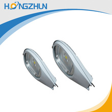 Waterproof with Brigelux chip Meanwell Driver long life service street lamp 30w 50w housing
