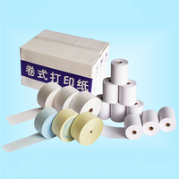 10 Years Experience factory wholesale 80*80mm glossy thermal sticker paper