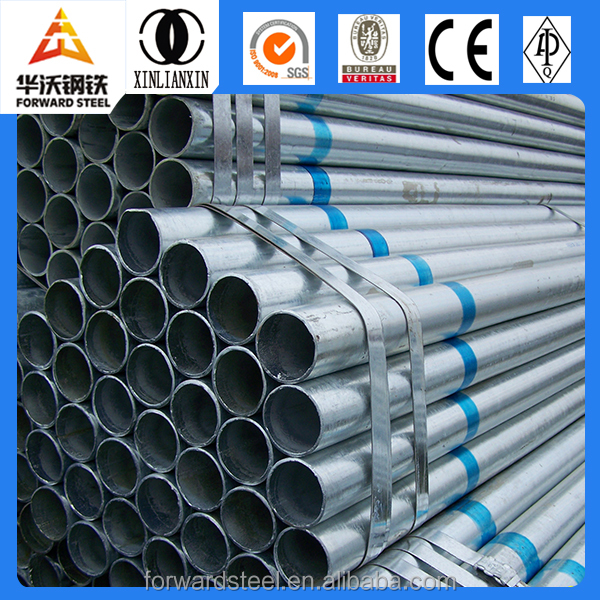 schedule 20 galvanized steel pipe specification / pre-galvanized steel pipe