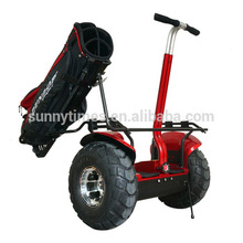 2017 Chinese factory direct wholesale 60v Lithium battery golf type electric scooter 2 wheels balance hover board stand up