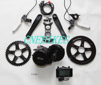 Middle motor electric bicycle conversion kit/central motor for electric bike/bafang 8 fun kit