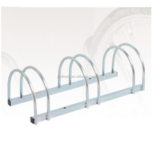 Bike Stand Bicycle Rack Storage Or Display Holds Three Bicycles