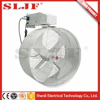 high efficiency dc brushless ventilation fan 12v cold room ventilation