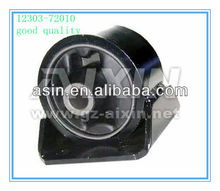 Engine Rubber Mount 12303-72010 Applied in YH53 63 73 HIACE