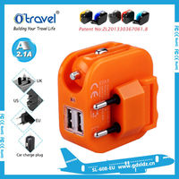 universal Mobile Cell Phone Charger /Home and Car Charger Kit