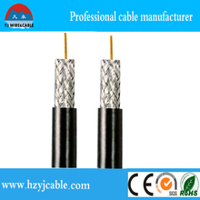 black pvc electric coaxial cables/cca electric wire