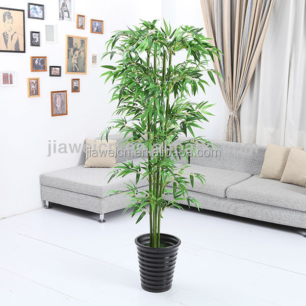 China factory cheap and high quality home decoration wholesale artificial bamboo tree plant