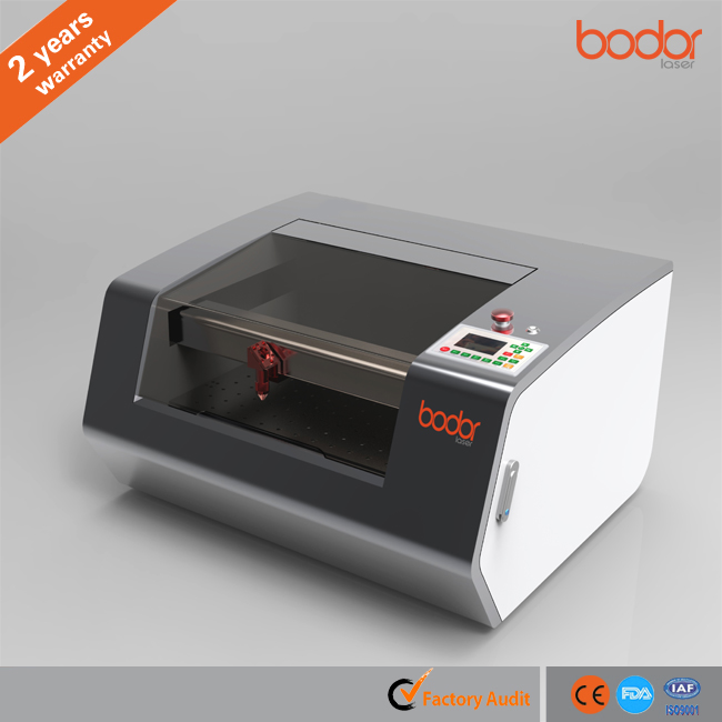 Hot sale co2 laser engraving cutting machine engraver 40w with imported components