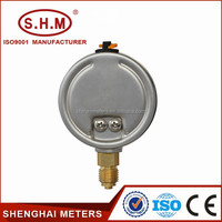 Bourdon tube different type of pressure gauge manometer