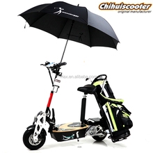 2016 cooler folding golf electric scooters with wood deck