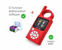 Handy Baby CBAY Hand-held Car Key Copy Auto Key Programmer With Operational G Function for 4D/46/48 Chips key programming tool