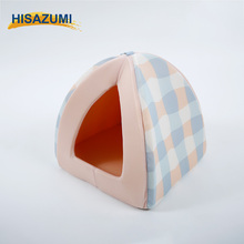 Indoor or outdoor Hisazumi cool colorful animal pet dog cat house