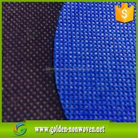 SGS Certification Softextile Pp + Pe Film Non Woven Fabric,Disposable Pp Nonwoven Geotextile Product
