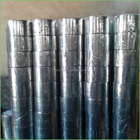 Aluminum\polyethlene tape for roofing flashing solution