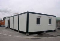 Two Bedroom Family Luxury Folding 20ft or 40ft Shipping Container House with Bathroom Suppliers from China