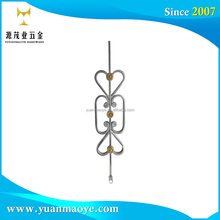 Deck railings interior decoration portable handrail wire for glass