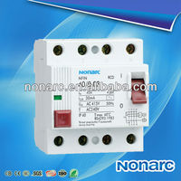 NFIN 2014 High Quality Residual Current Device Rccb 4P