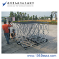 Easy mobile stage,mobile stage trailer,mobile hydraulic stage