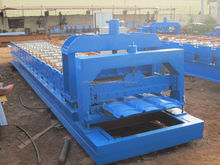 735 Glazed Tile Roofing Roll Forming Machine