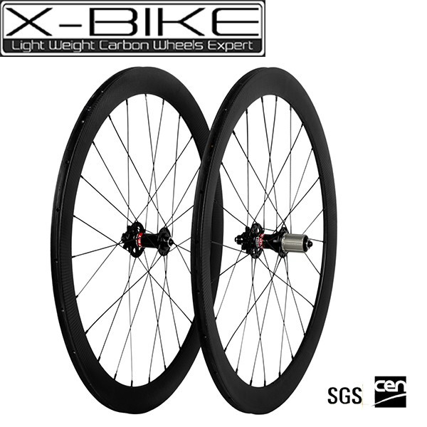 2015 tubular carbon road cycling bike wheelset,disc brake wheel