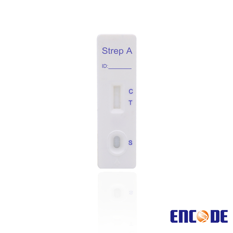 CE One step strep A throat swab rapid test kit