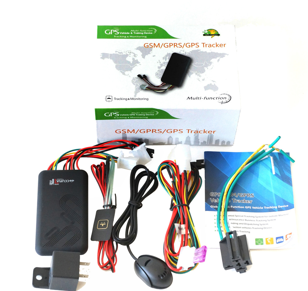 High integration density GT06 car gps tracking device vehicle car GPS tracker