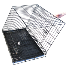 Portable Metal Wire Pet Cage/Dog Breeding Cage
