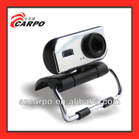 Night vision web camera,free driver USB webcam M18