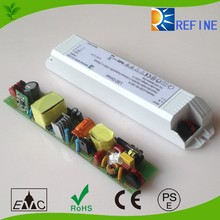 PWM dimmable led driver 10W 25w 36W 45w 60W 72W dimming driver for led lamp