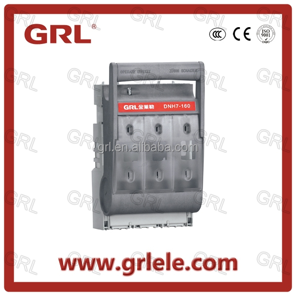 DNH7(HR18)-160/3 Isolator switch in electrical equipment&supplies