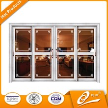 aluminum sliding glass door with doors handle