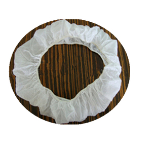 disposable plastic white or clear auto steering wheel covers made in China manufacture for auto detailing