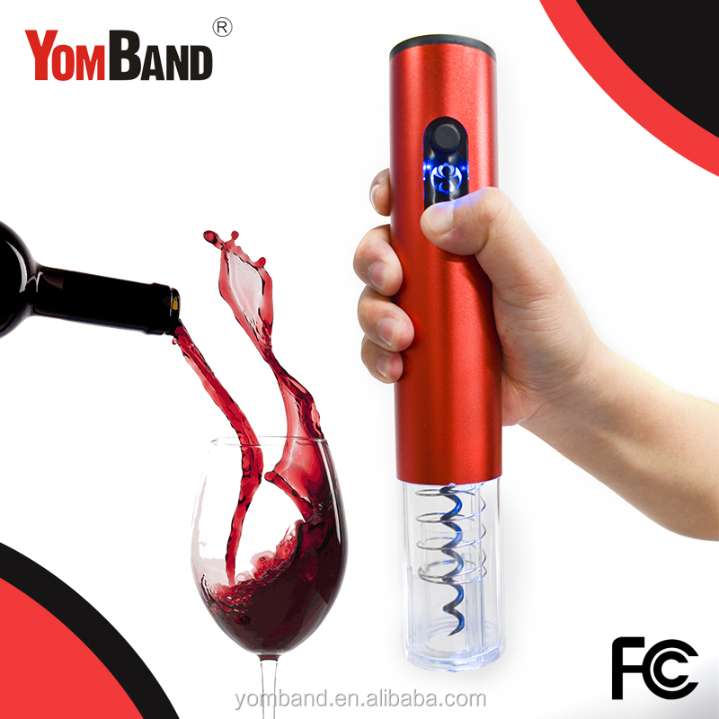 Wholesale YB-C001N2 Rechargeable Automatic Electric Wine Bottle Opener