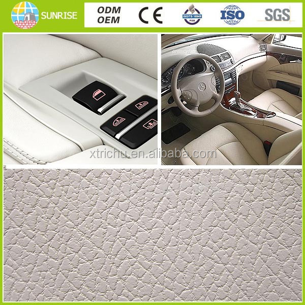 Christmas Promotions!!! Car Inner Modification PVC Leather / Dashboard Cover PVC Film