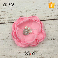 High quality trendy stereo chic cute baby hairpins for hair